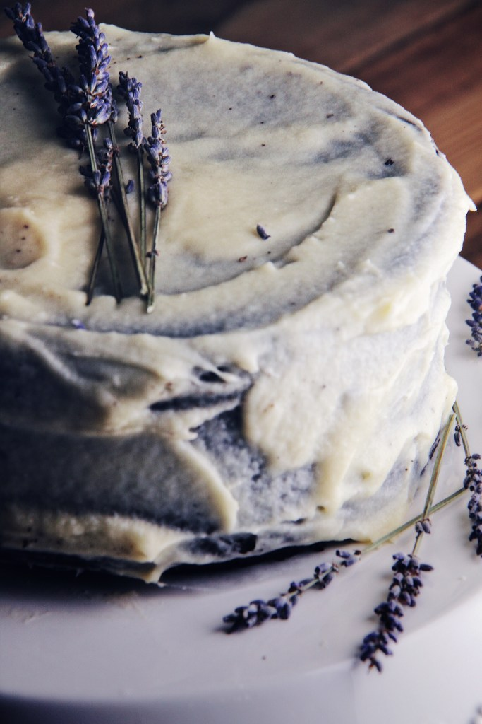 chocolate cake, beets, baking, dessert, desserts, cake, lavender, buttercream frosting, icing, essential oils,