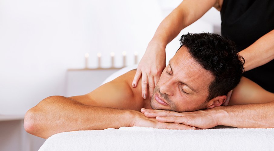 COMPUTER STRESS THERAPY MASSAGE AT GOLDEN TOUCH PATONG