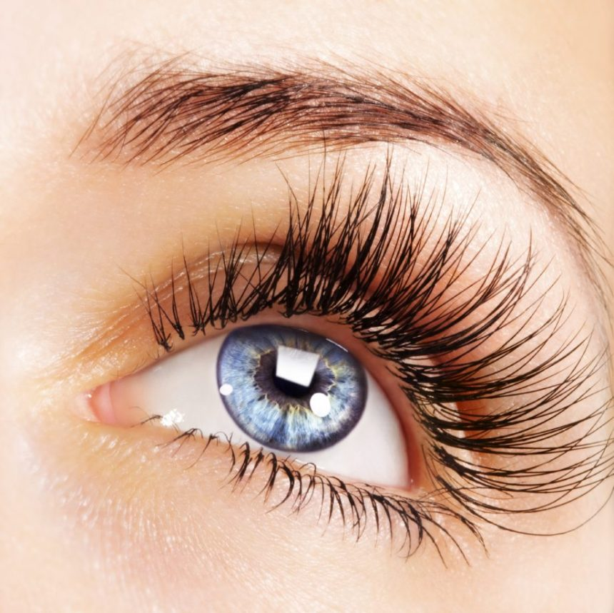 Beautiful Eyelash Extensions in Patong!