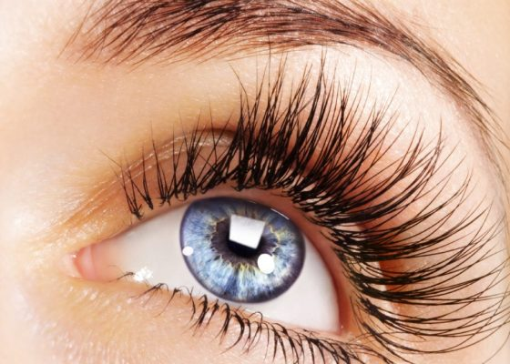 Beautiful Eyelash Extensions in Patong!