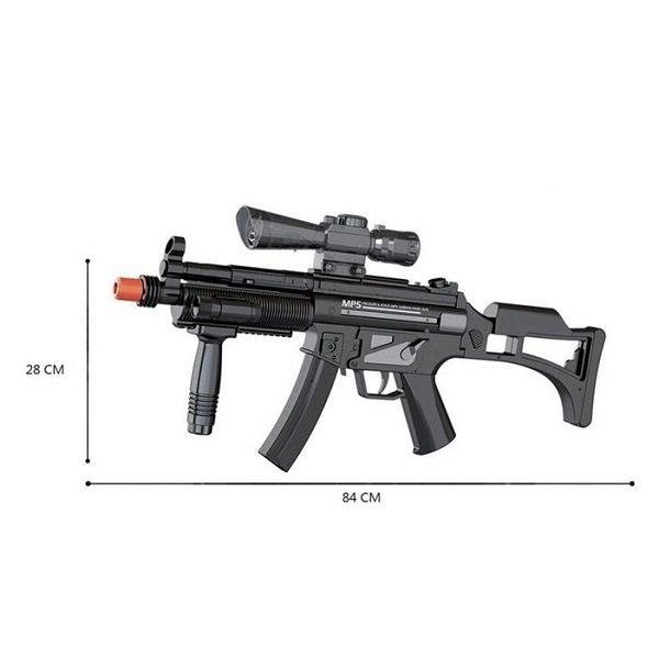 Автомат МР5 стреляет водяными пулями HC236840 купить оптом ...