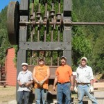 Downieville-Stamp Mill