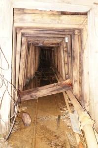 Kate Hardy Mine - Closed Adit Inside Look