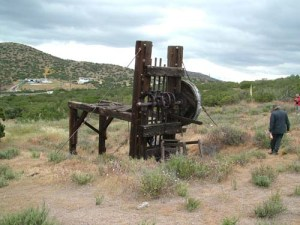 Stamp Mill at Puritan Mine