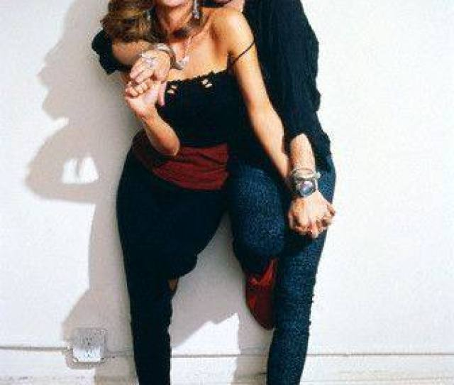 Hot Couple Diane Lane And Jon Bon Jovi Had A Youthful Fling For  Months In