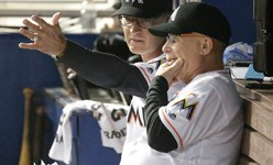 Don Mattingly and Perry Hill