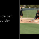 SS - Double Play - Pivot - 3-6-3 - Throw From 1B Inside Baseline