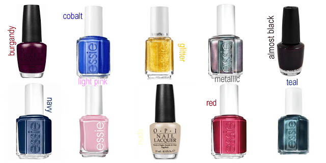 new colors for new seasons.