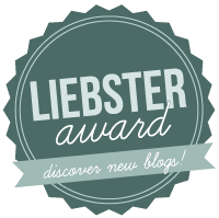 the liebster award.