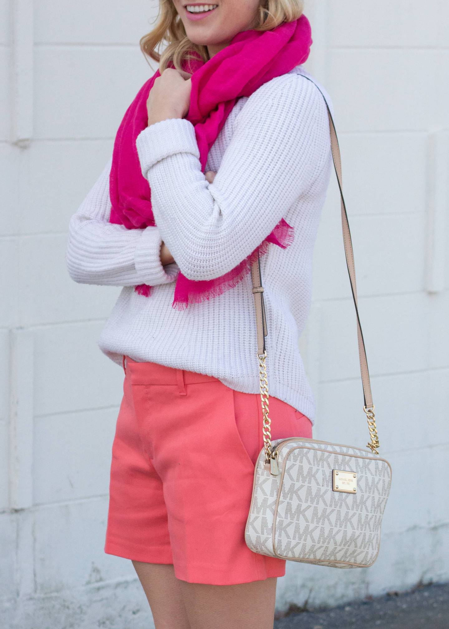 Dressing for Spring When It's Still A Little Cold | Gold-Hatted Lover