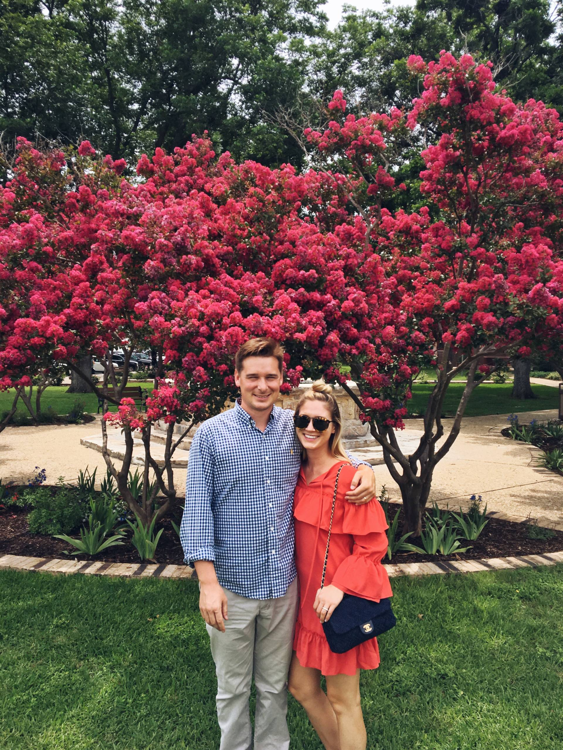 Memorial Day Weekend in Fredericksburg Texas