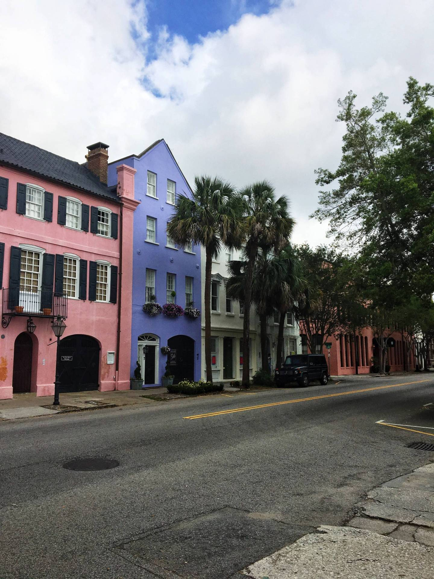 How to Spend a Weekend in: Charleston.