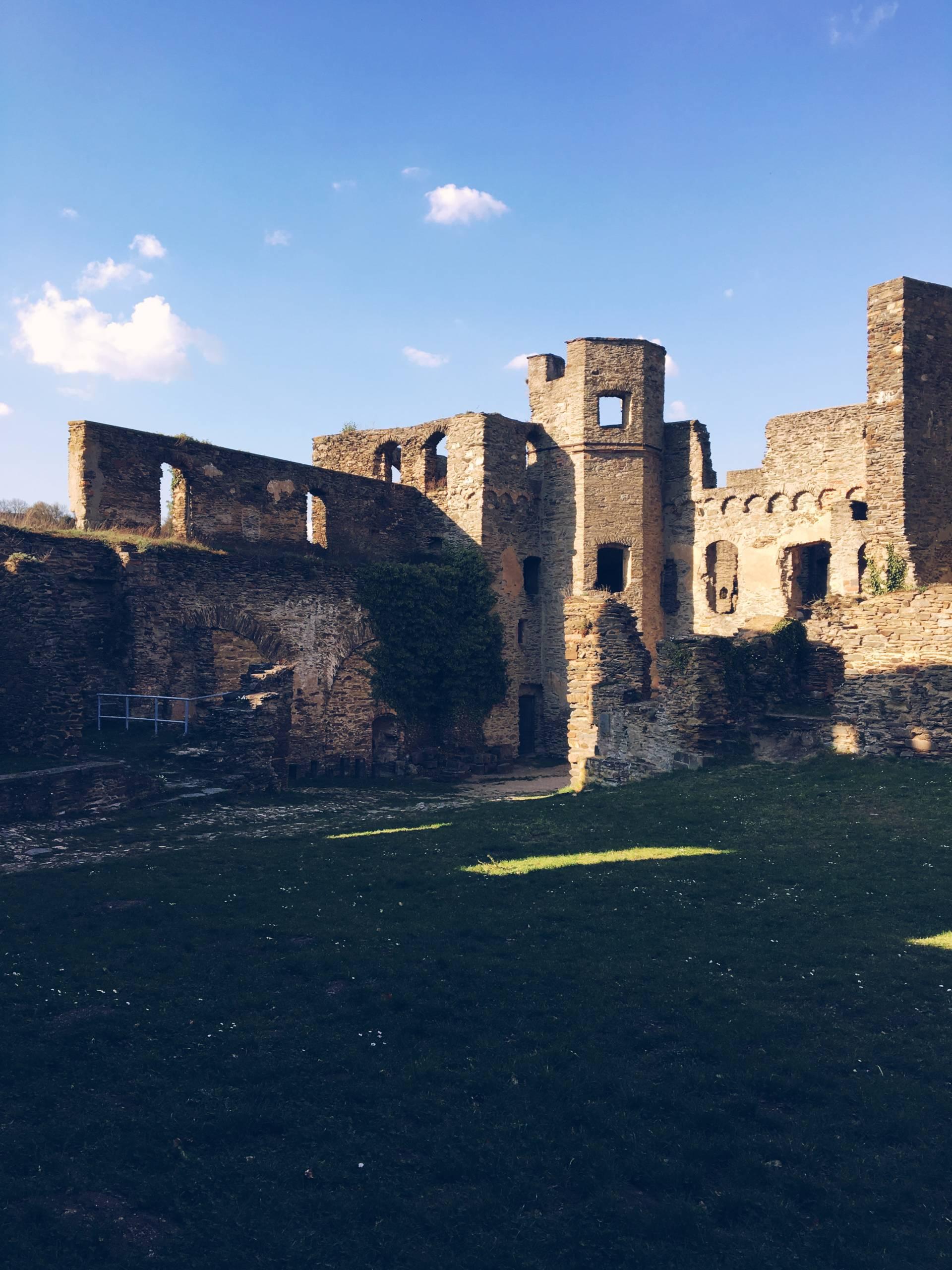 Rheinfels Castle St Goar Germany