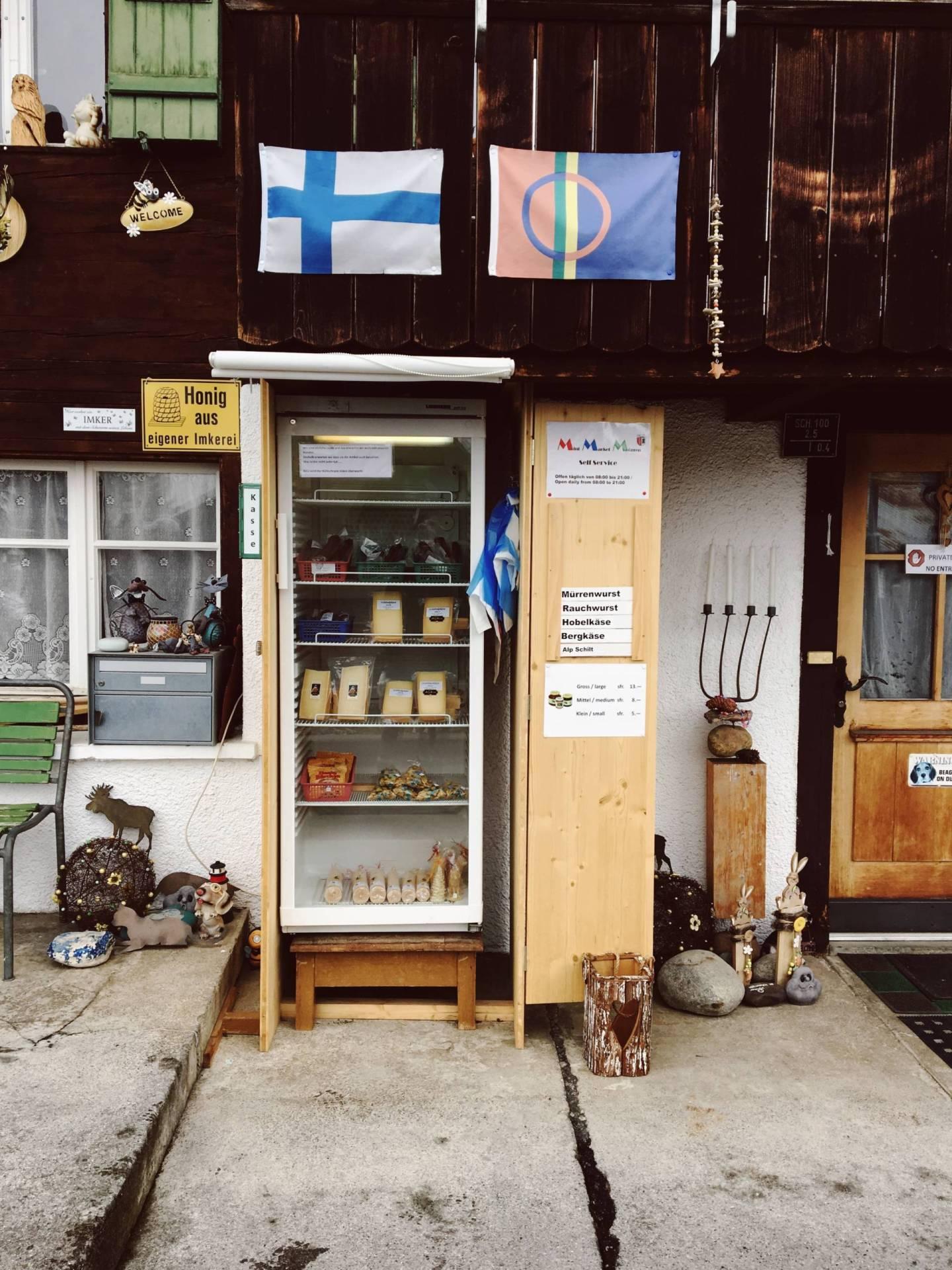 The Honesty Shop