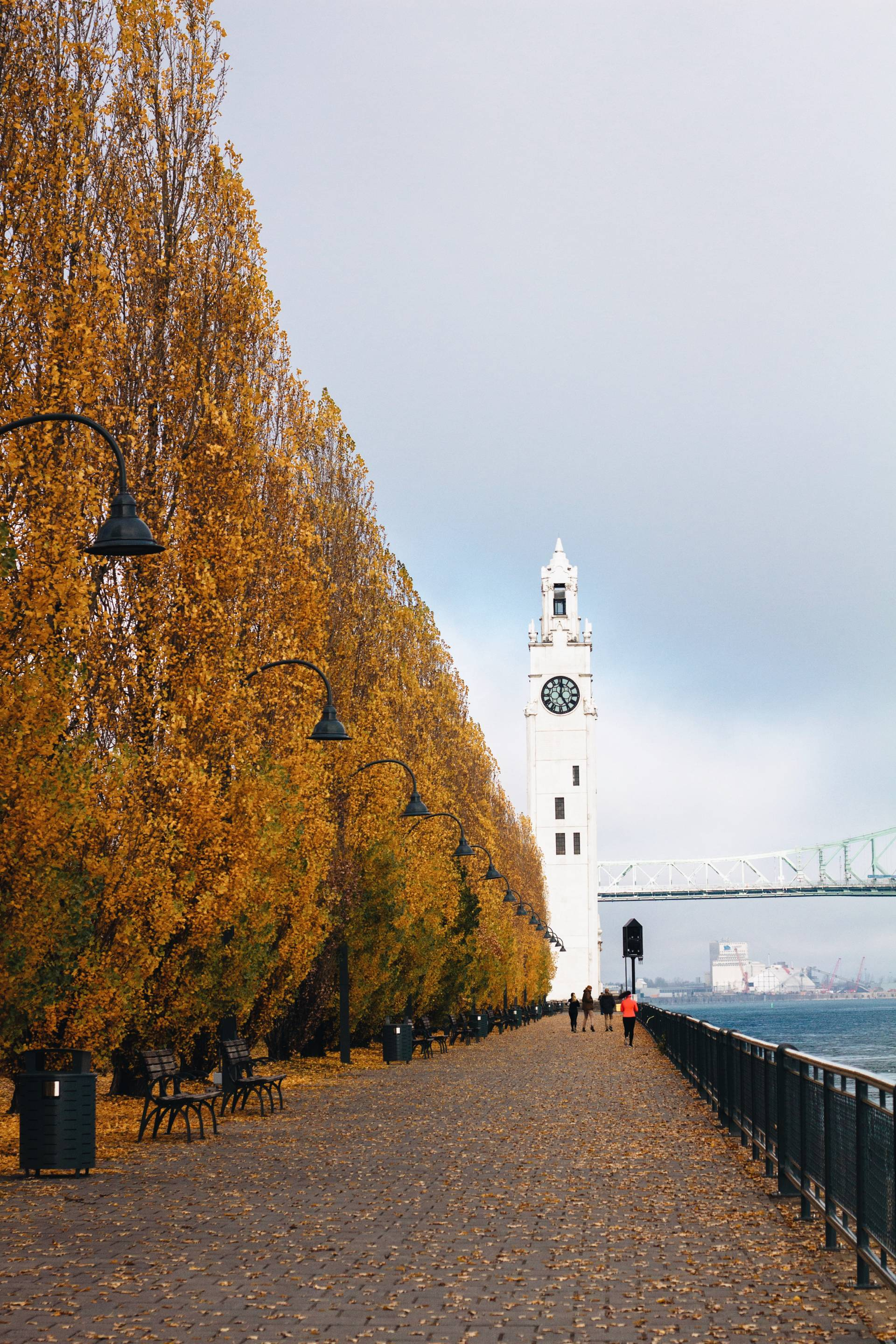 6 Unexpected Locations for a Fall Getaway - #2 Montreal