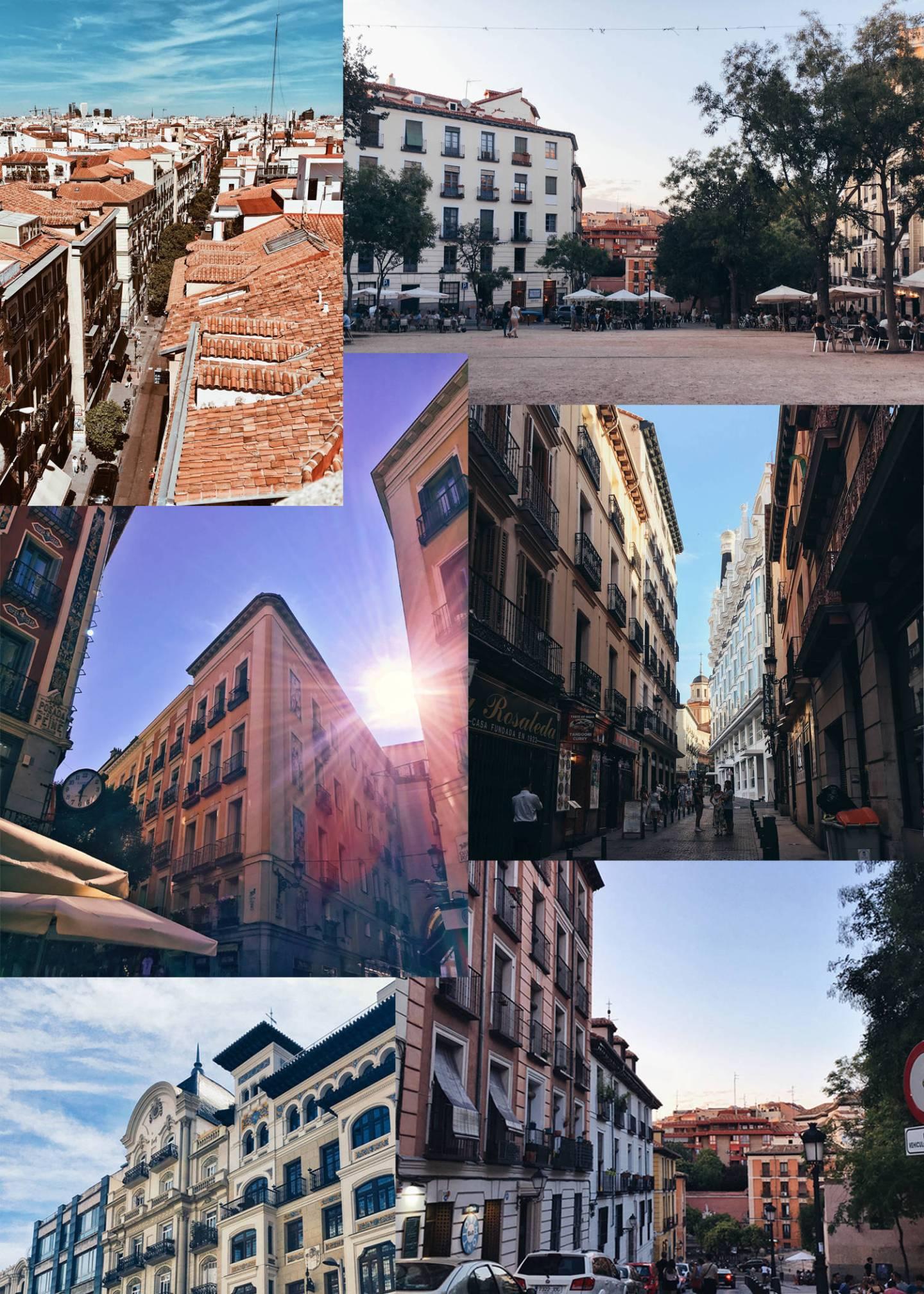 Best International Trips Madrid