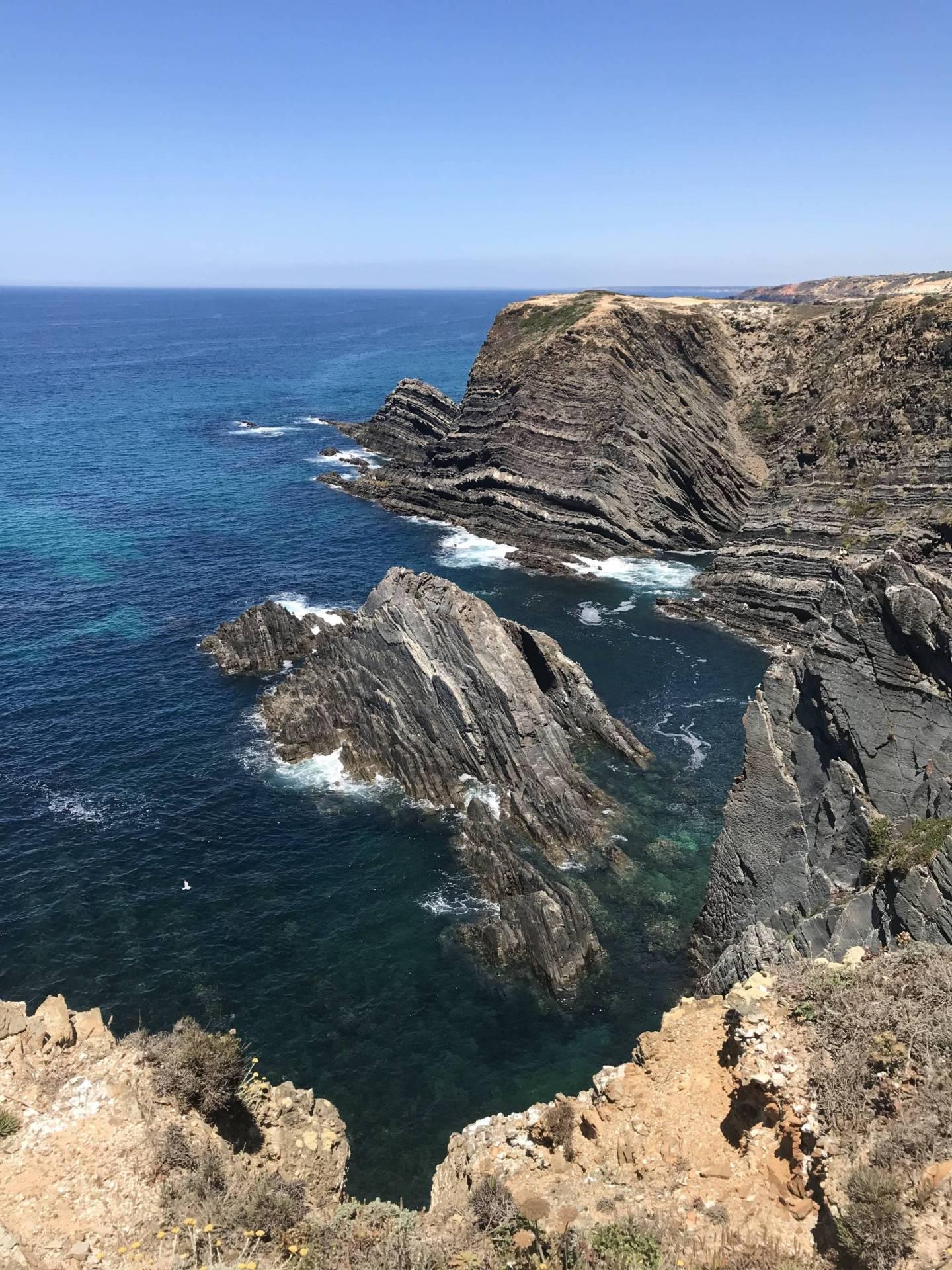 Portugal's Best Coastal Region (Hint: it's not the Algarve).