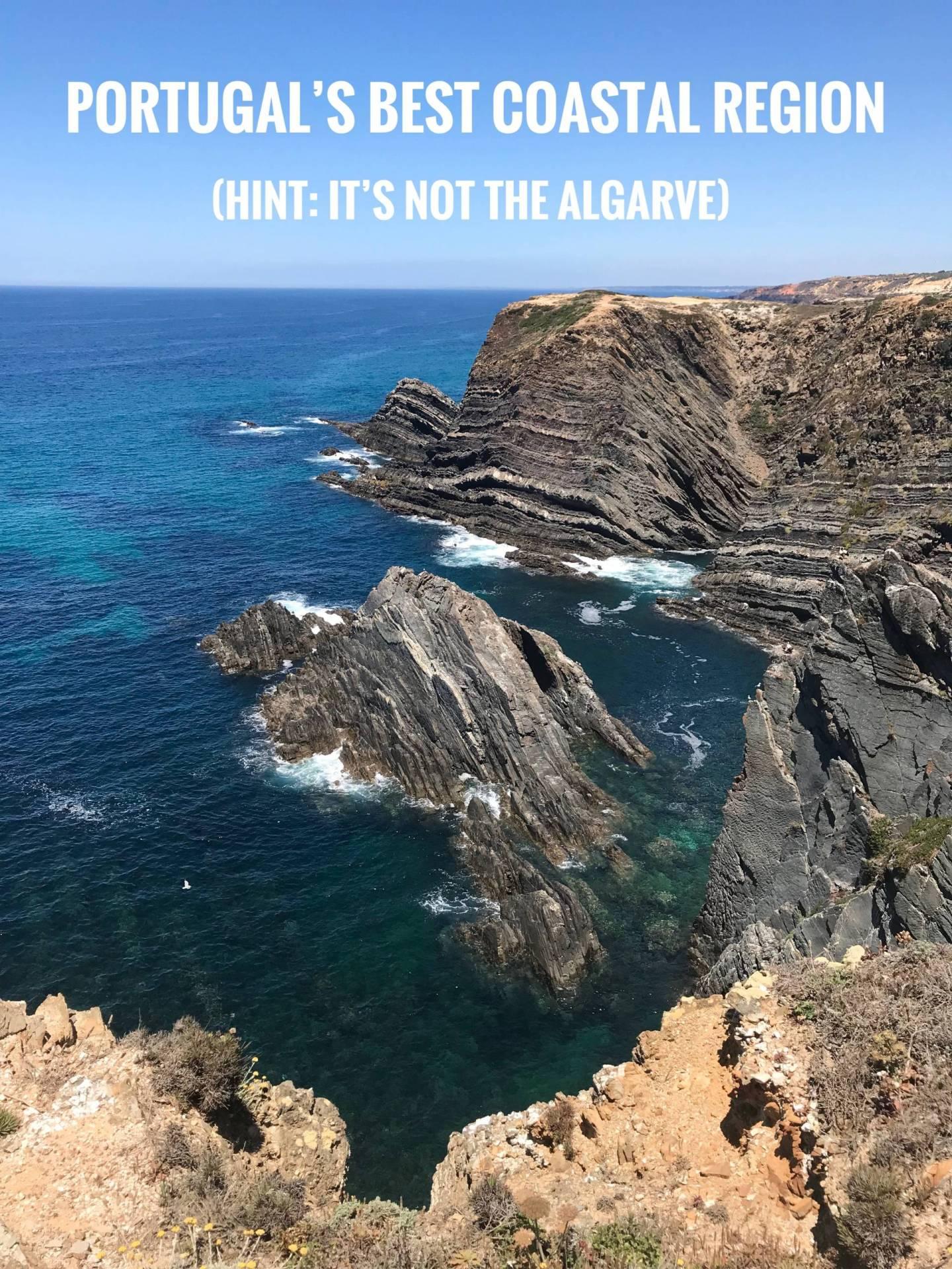 Portugal's Best Coastal Region (Hint: it's not the Algarve)