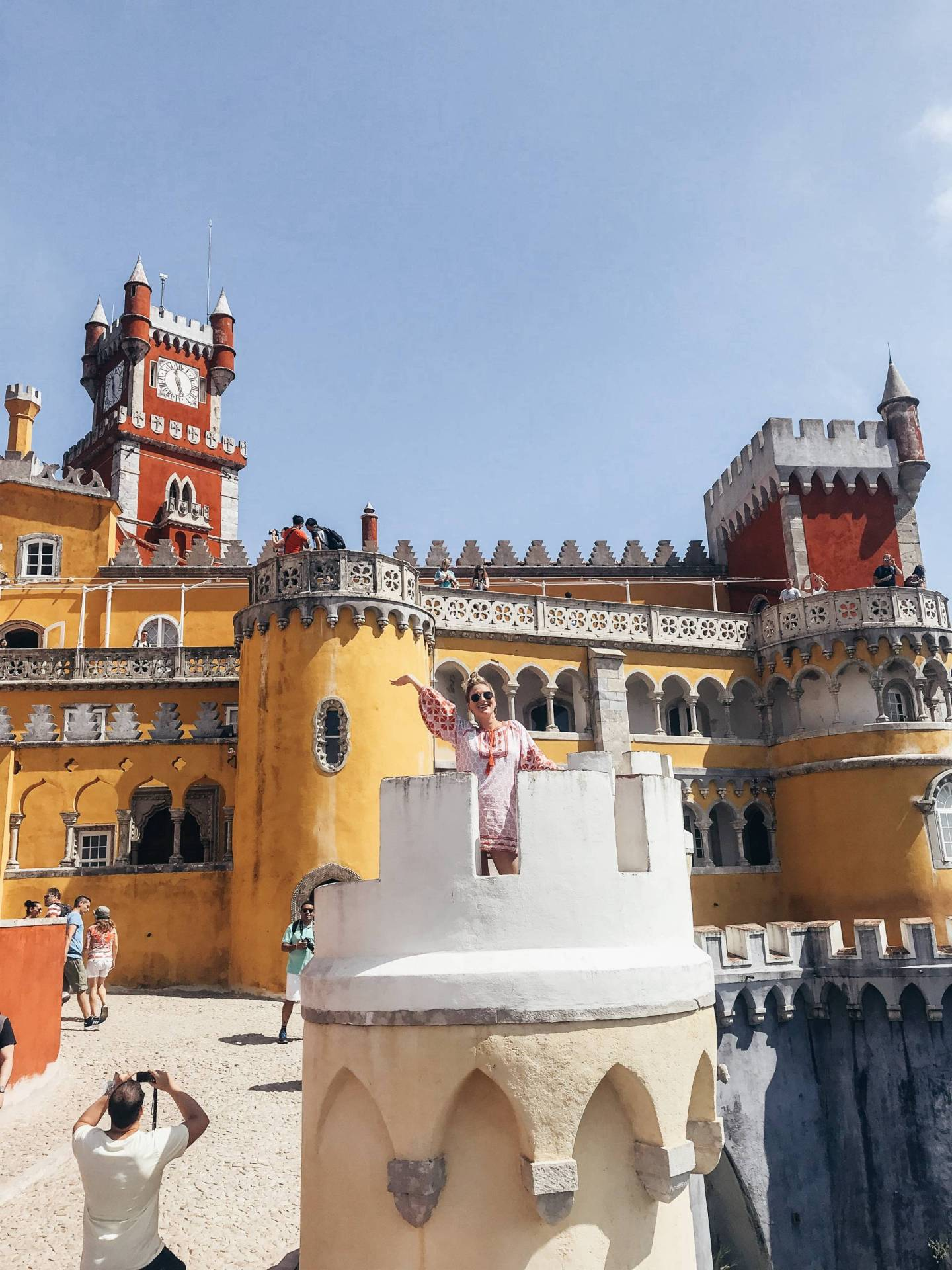 What to know when visiting Pena Palace in Sintra, Portugal