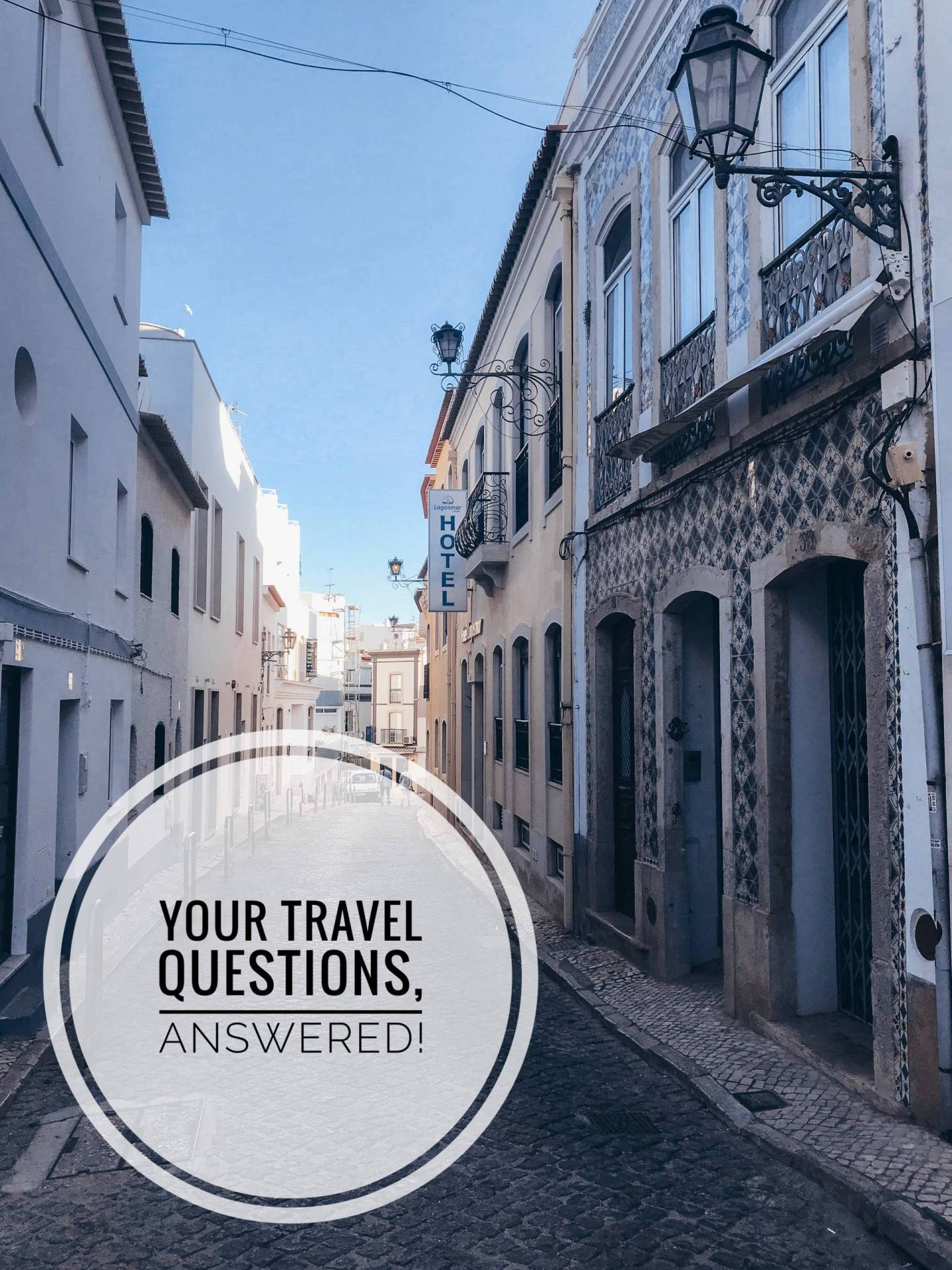Travel blogger Mary-Katherine of Gold-Hatted Lover answers your travel questions, including favorite destinations, best luggage, how to pack without going over the weight limit, and more!