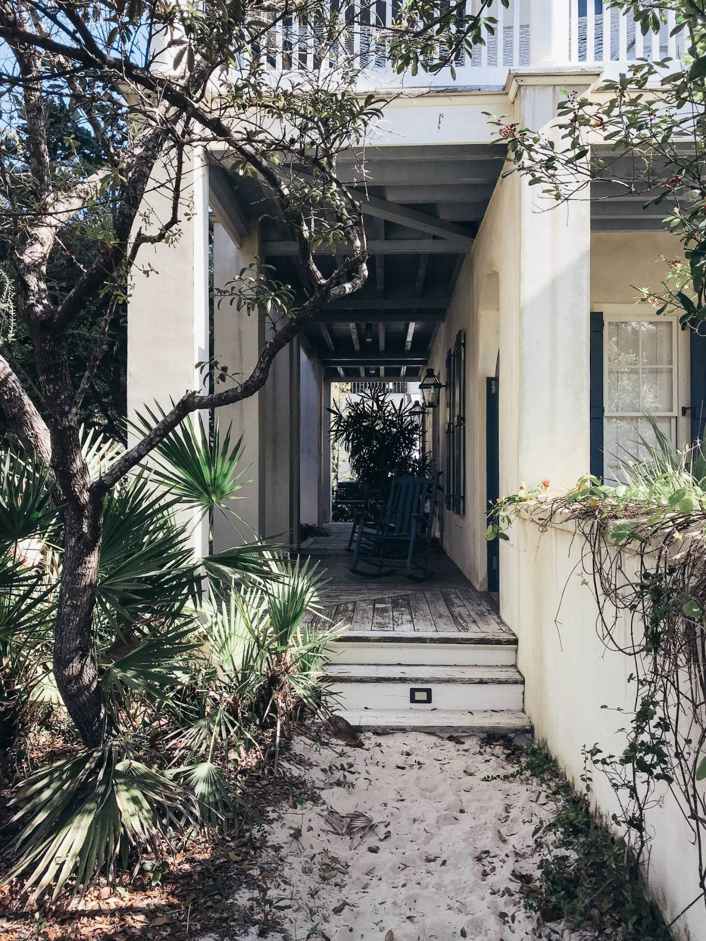Colonial Caribbean Style Home Rosemary Beach 30A Florida