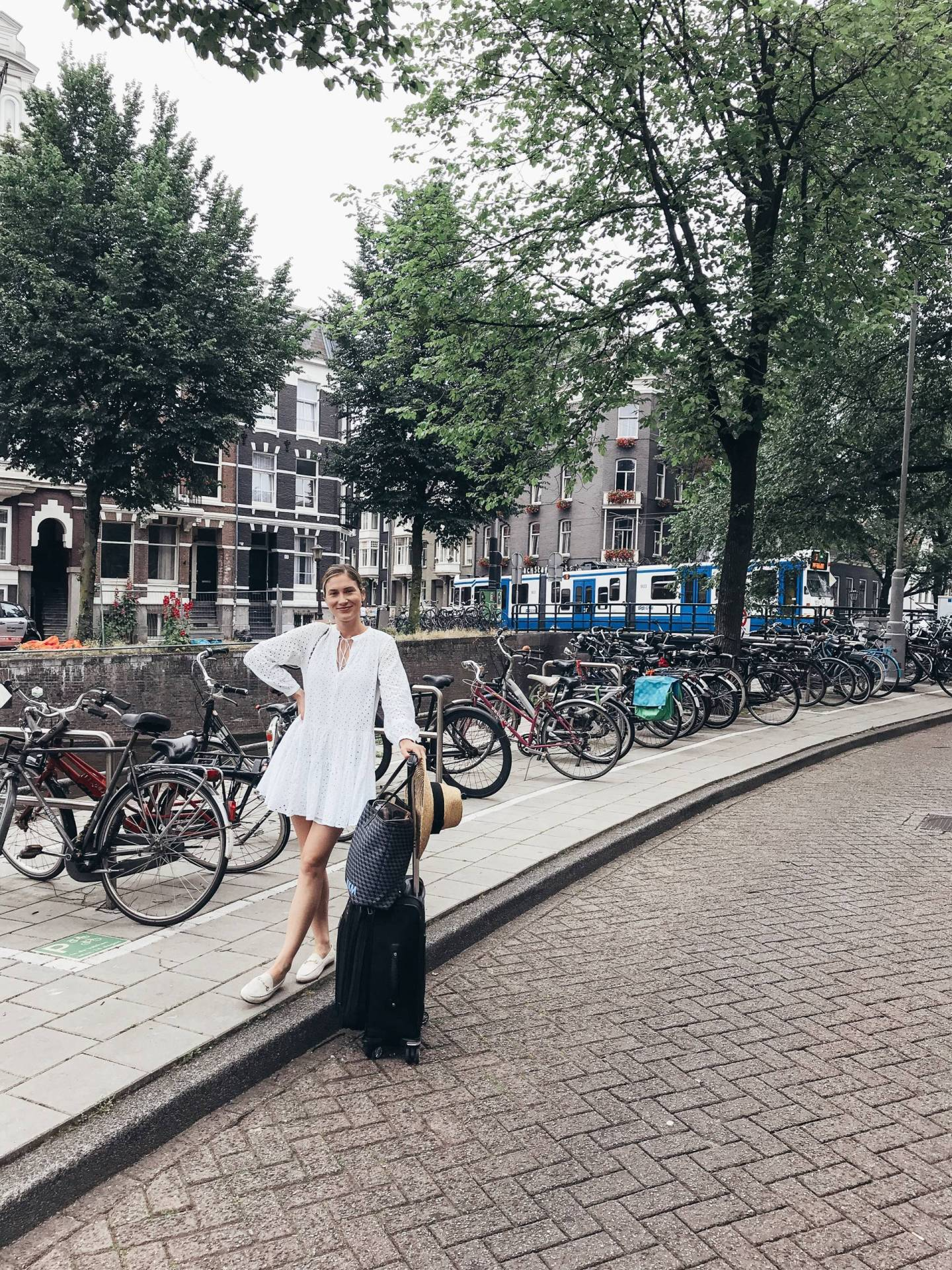 Planning a trip to Amsterdam? Click through for everything we did, where we ate, and where we stayed during our time in the city!