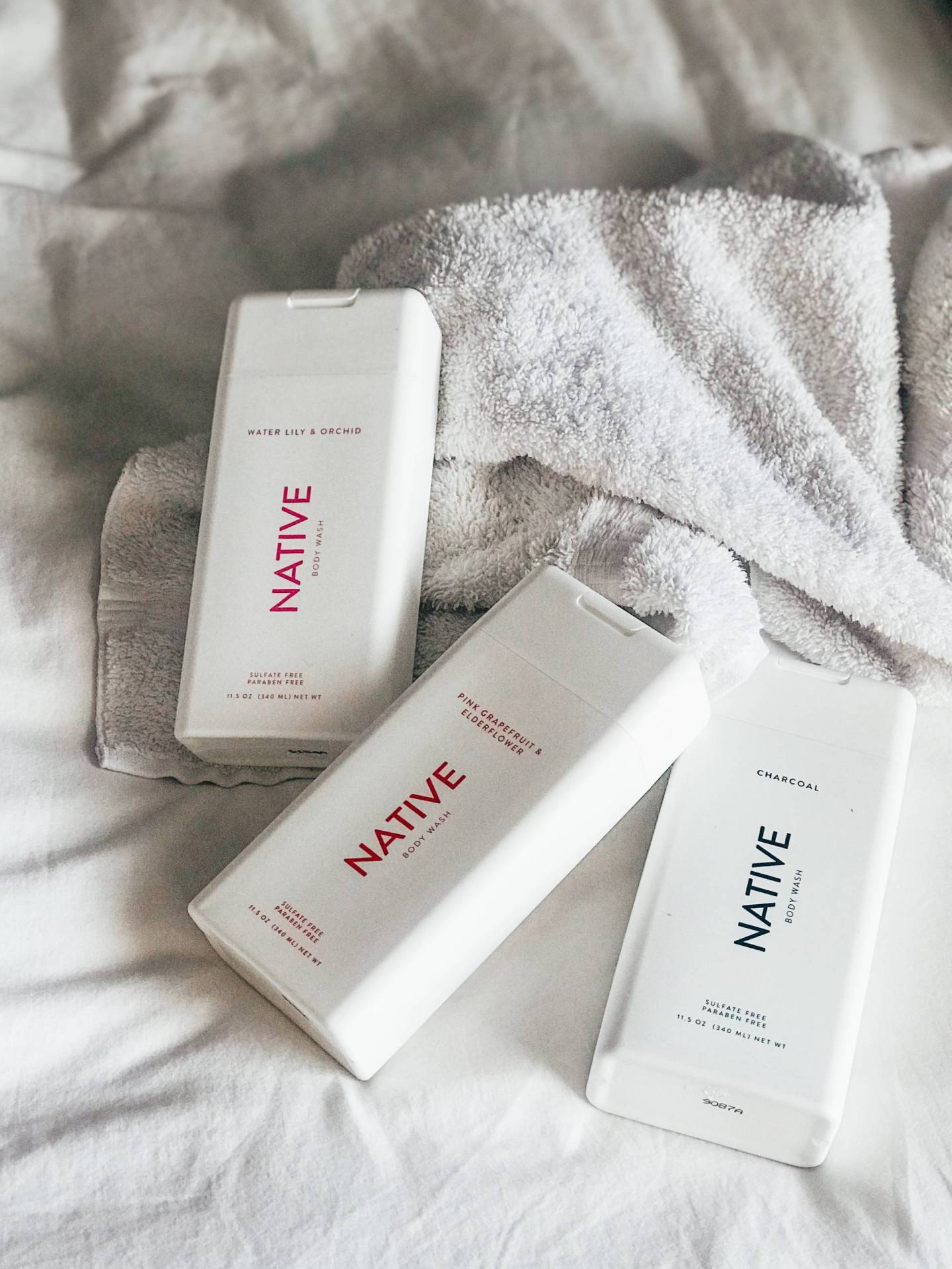 Top Purchases of 2019 | Native Body Wash