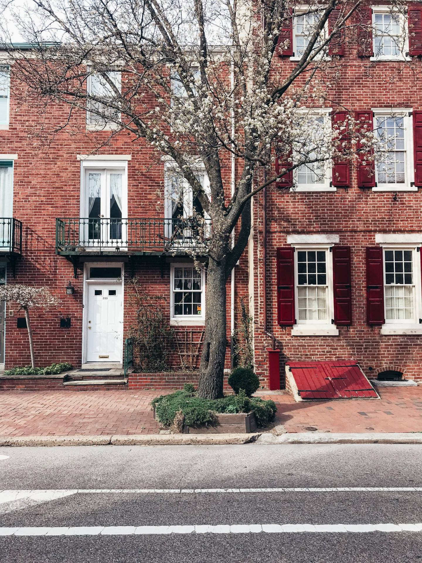 Homes of Society Hill Philadelphia