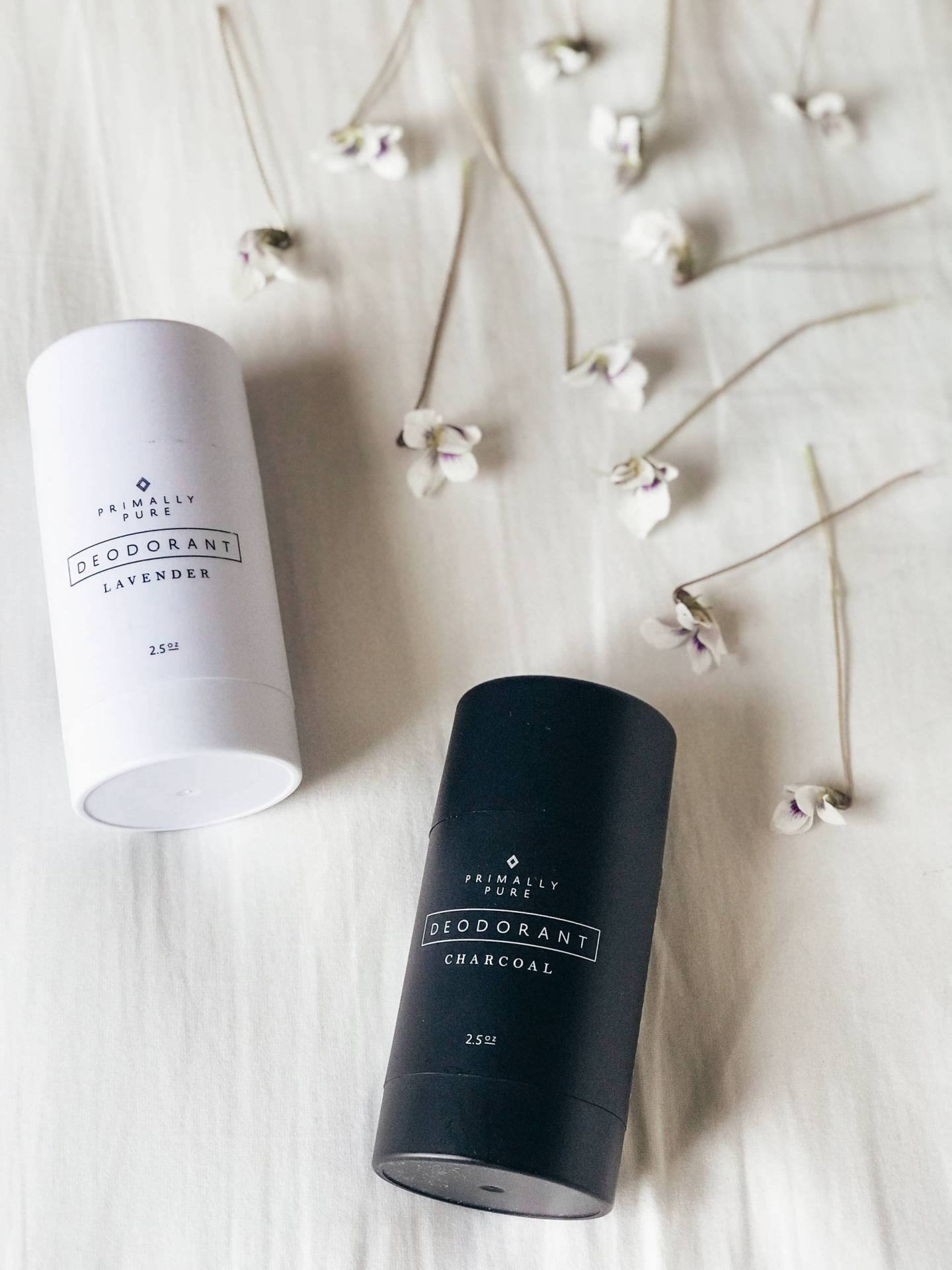 Why now is the perfect time to switch to natural deodorant - plus how to ease the transition and a discount code for the best one on the market!
