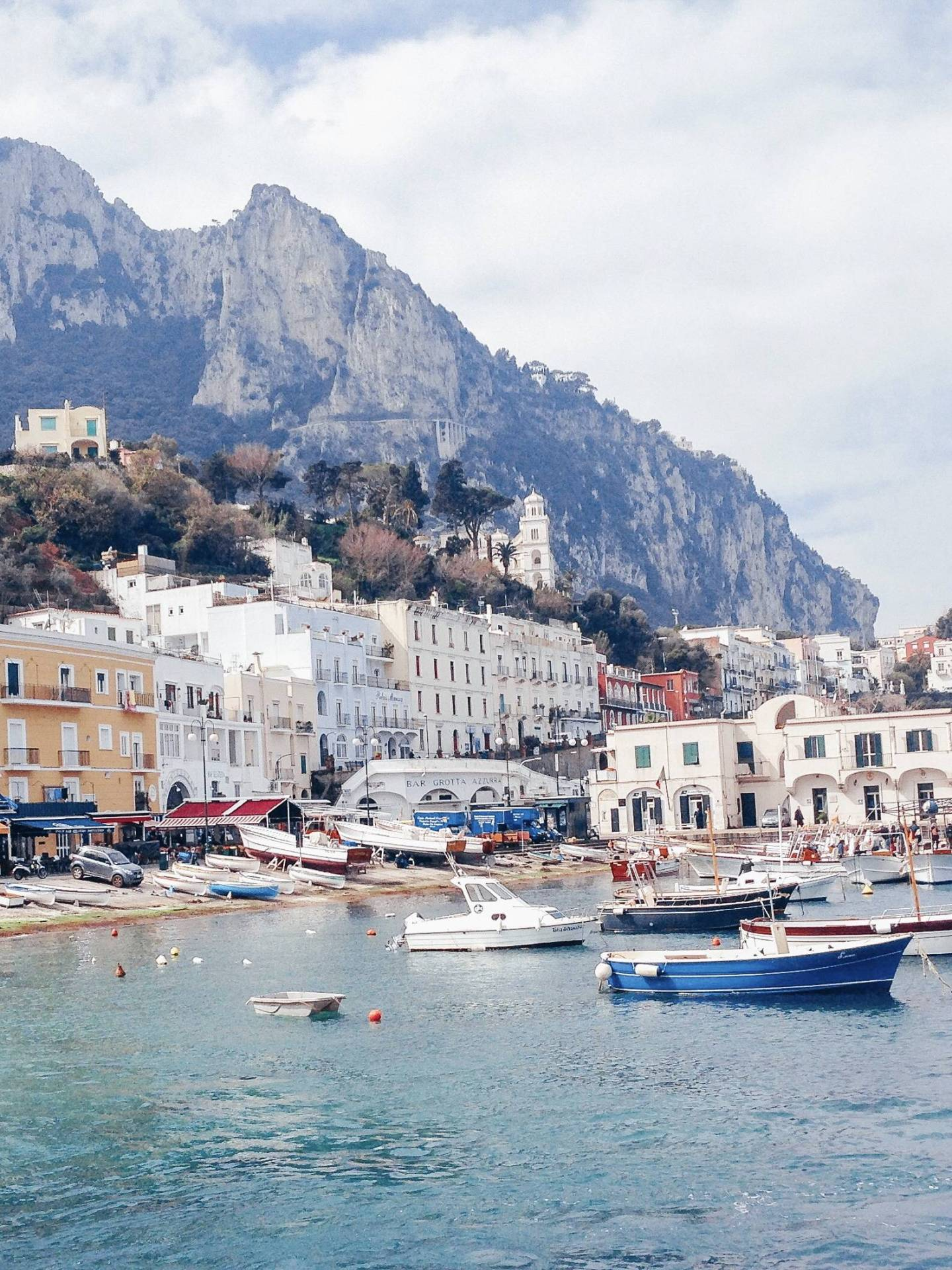 Going on what feels like week 48 of quarantine and I've been finding myself daydreaming like crazy! Here are 15 places I'm so grateful to have had the chance to visit that I've found myself mentally escaping to lately. Top of the list: Capri, Italy.