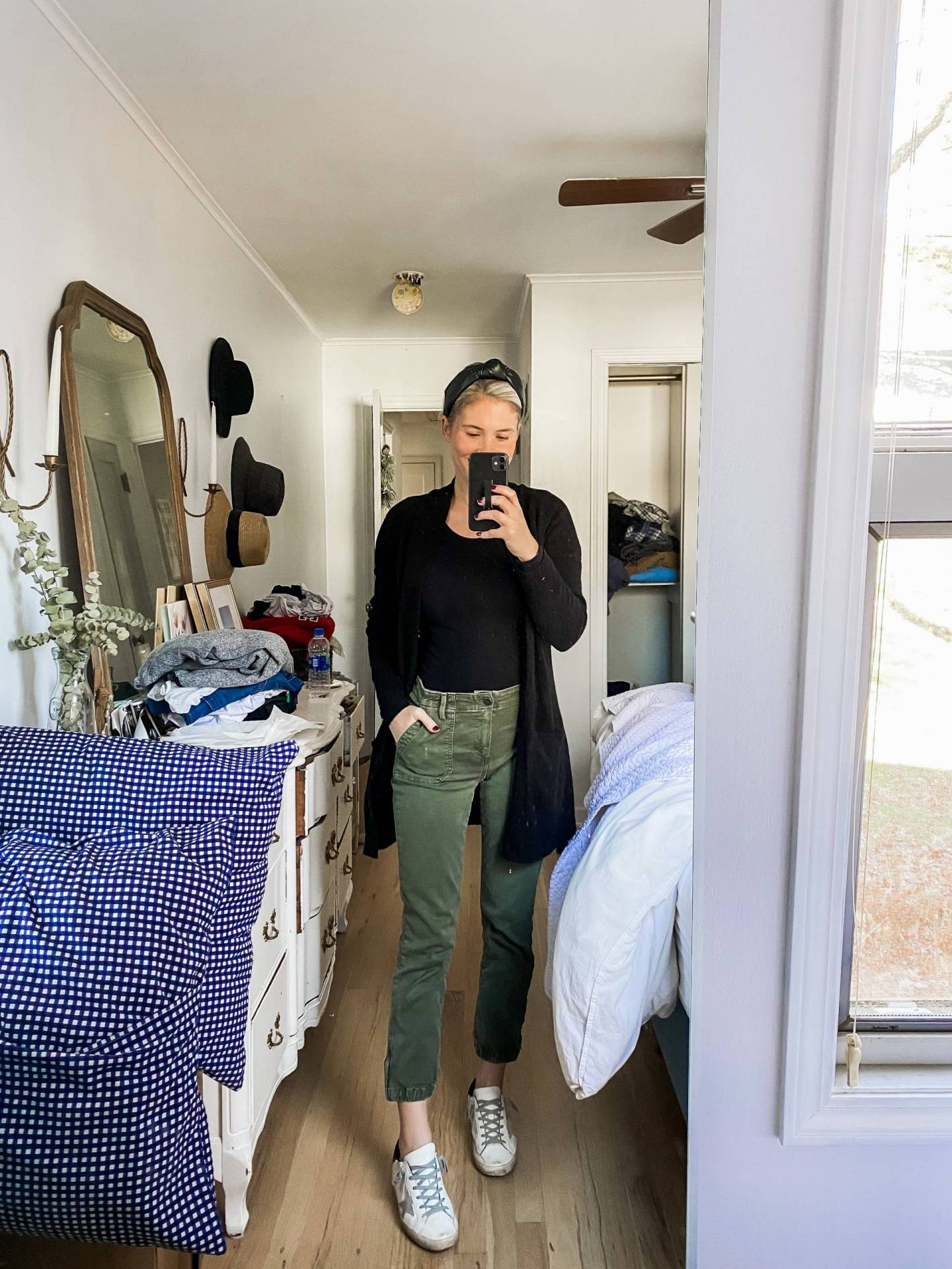 Paige Mayslie Joggers Review