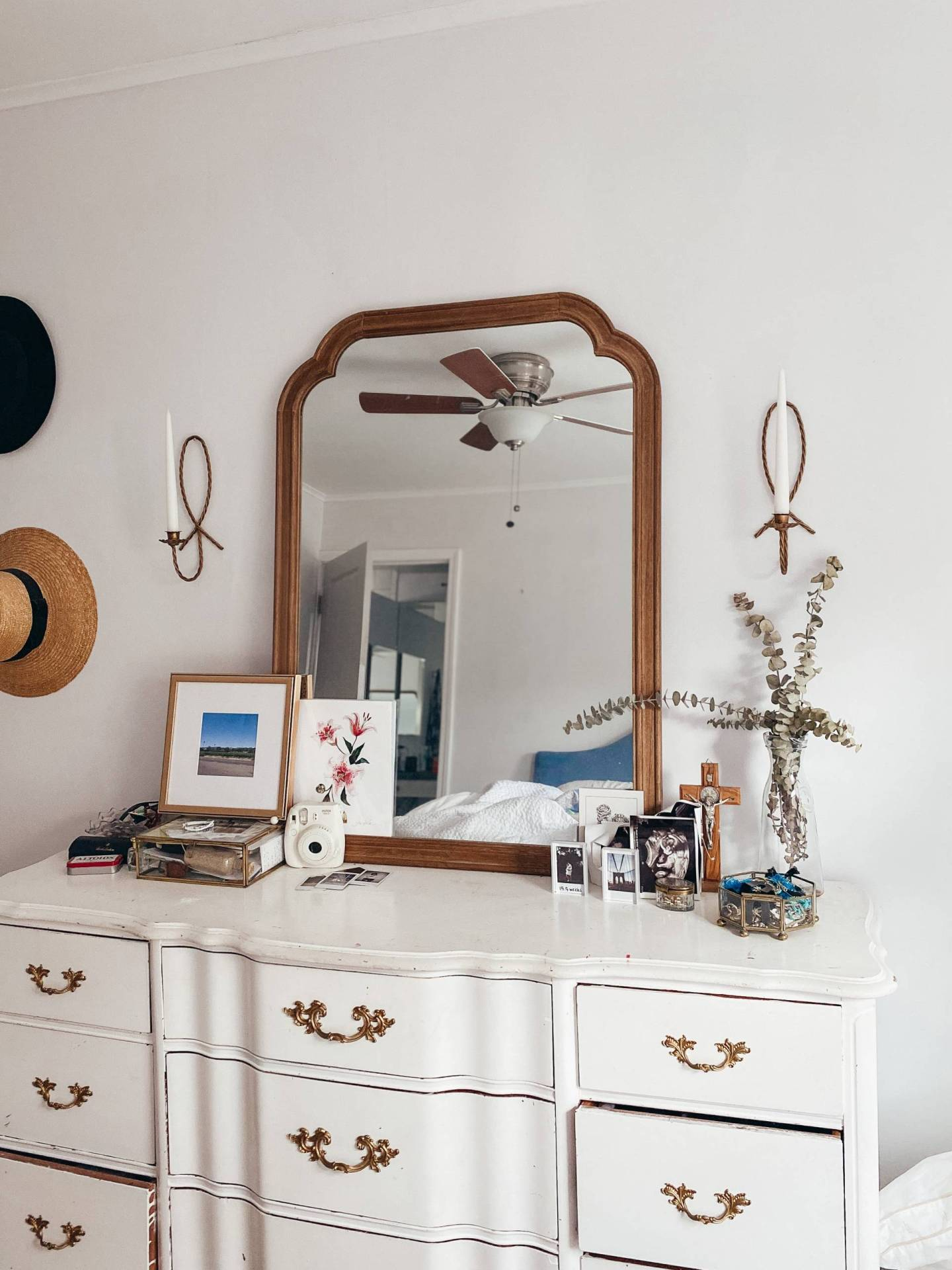 Target Threshold French Country Mirror Review