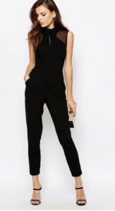 French Connection Tanya Tuck Jumpsuit