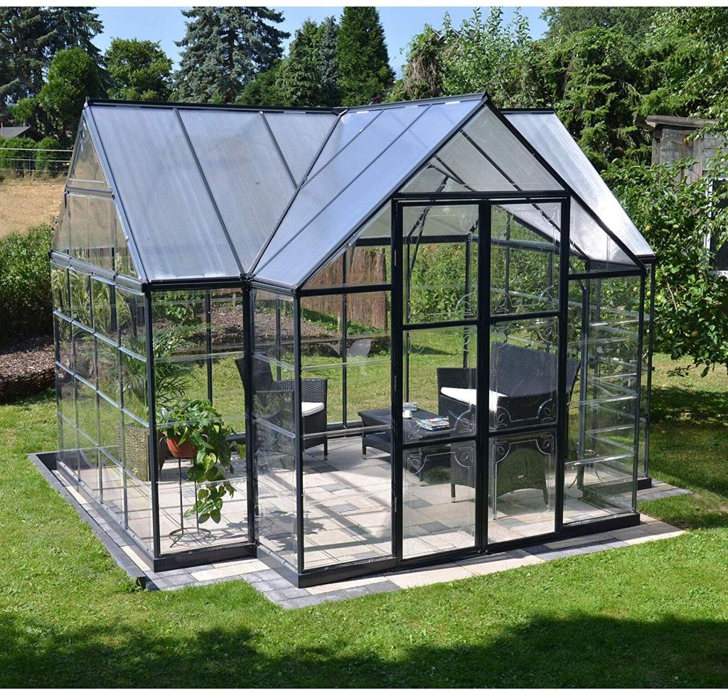 gardeners supply greenhouse