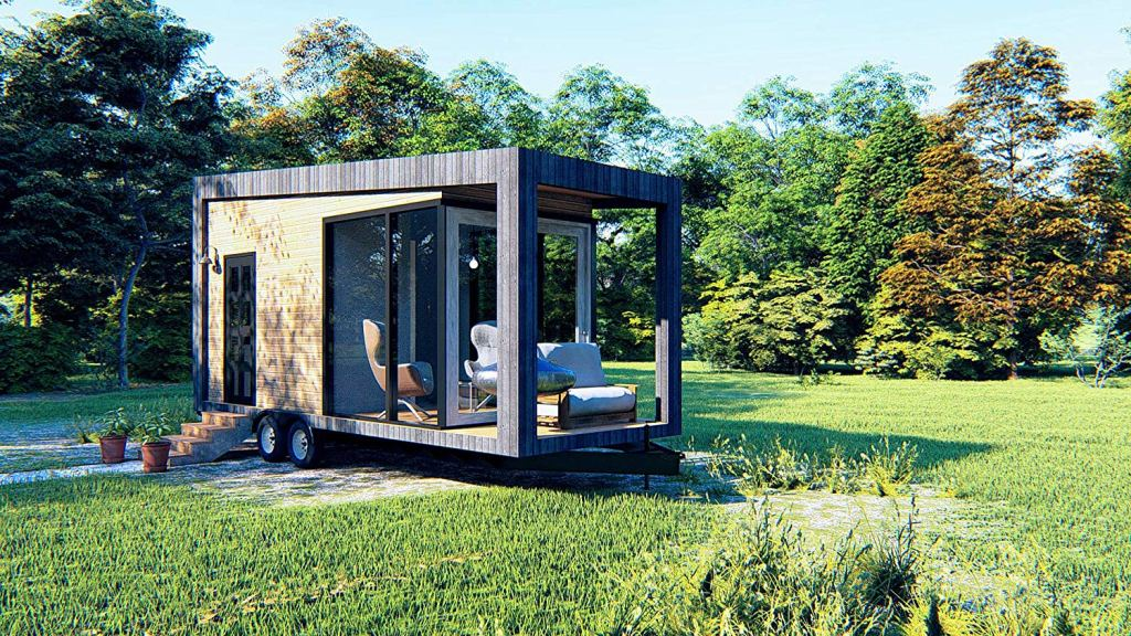 The Traveler Tiny House