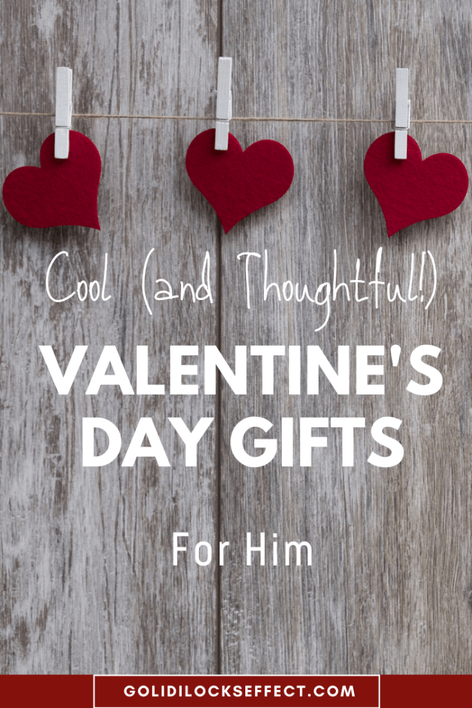 Cool (and Thoughtful!) Valentine's Day Gifts for Him