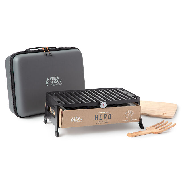 Reusable & Portable Eco Friendly Grill - Eco-Friendly Gifts | Low Waste Gift Ideas | Goldilocks Effect
