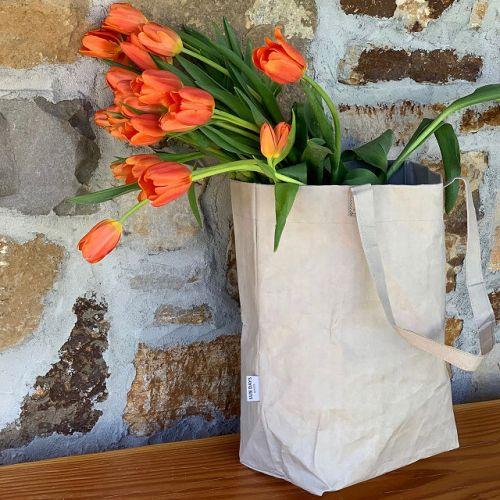 Versatile Paper Market Bag - Eco-Friendly Gifts | Low Waste Gift Ideas | Goldilocks Effect