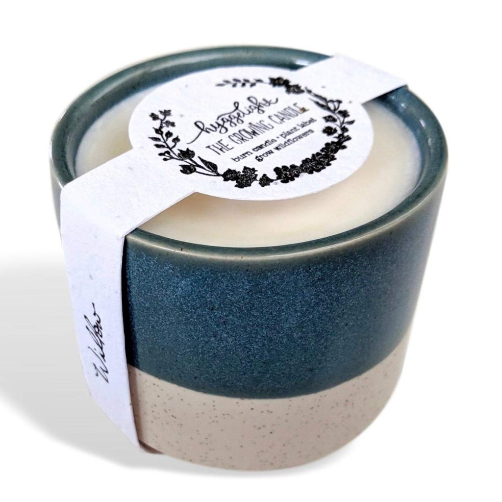 Hyggelight The Growing Candle - Eco-Friendly Gifts | Low Waste Gift Ideas | Goldilocks Effect