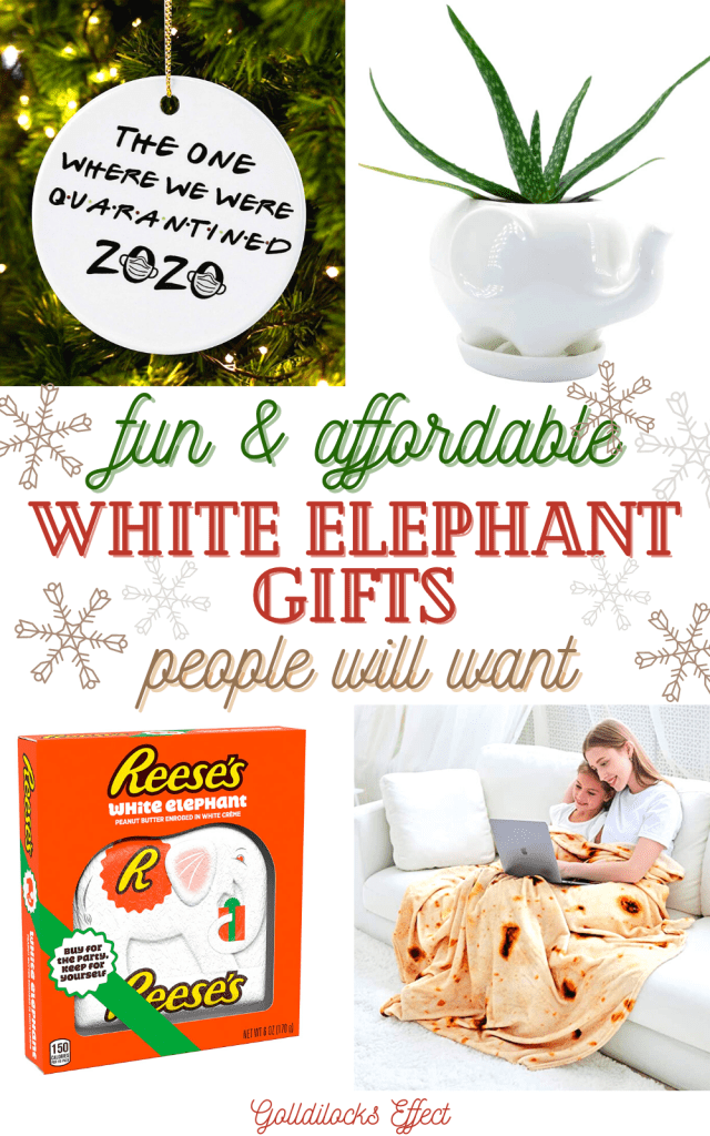 white elephant gifts