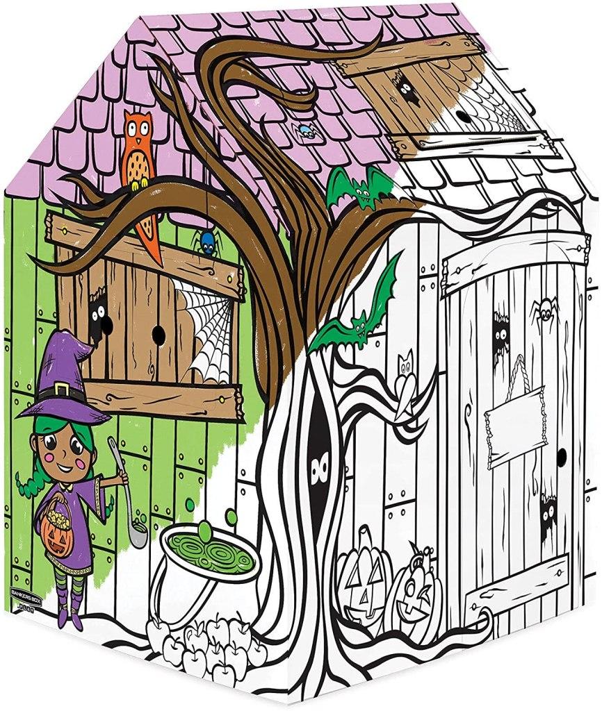 Halloween Playhouse