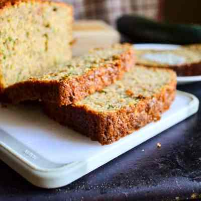 Great Zucchini Bread