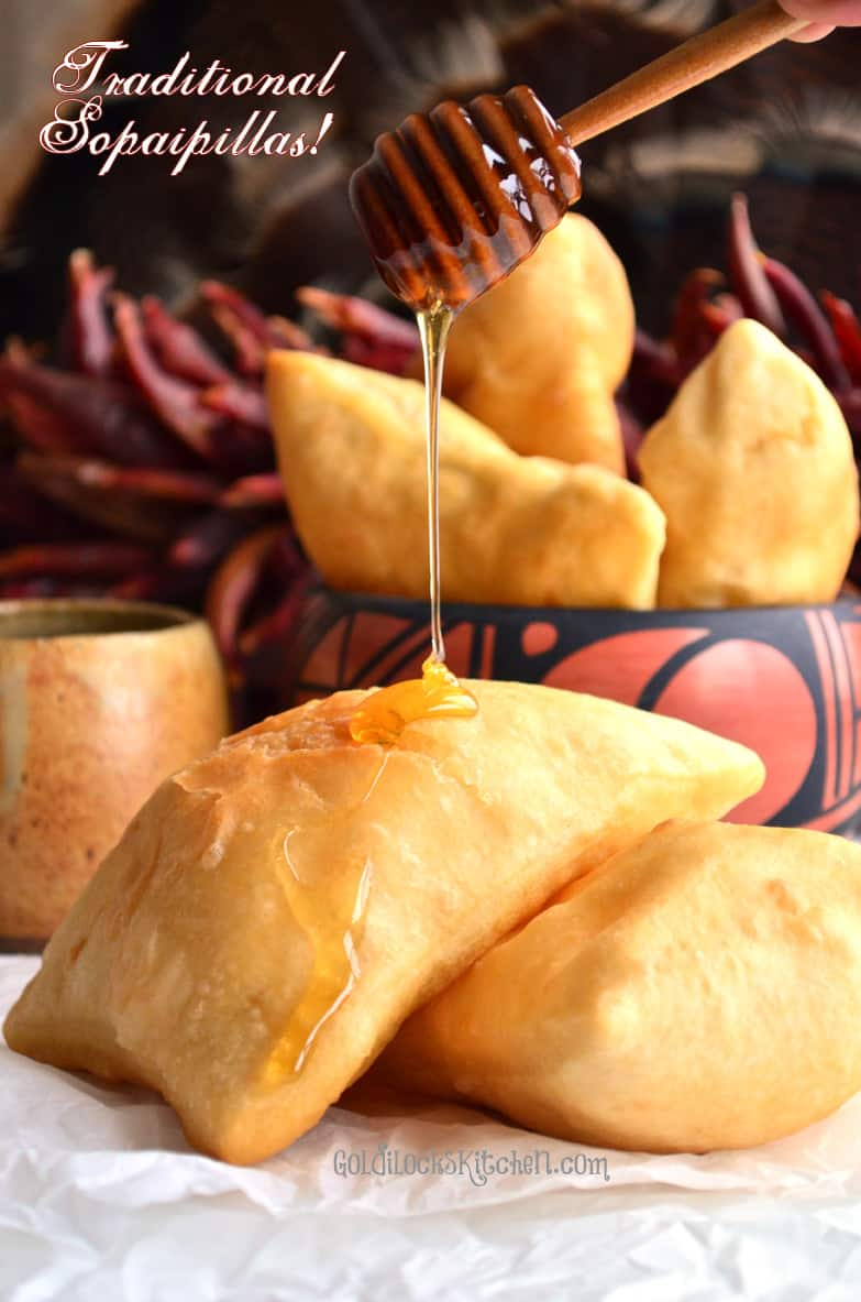 Authentic New Mexican Sopaipillas (Sopa-pee-ya) • The ...