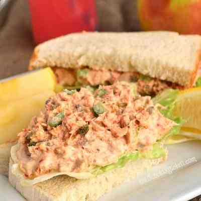 THE Best Tuna Salad Ever