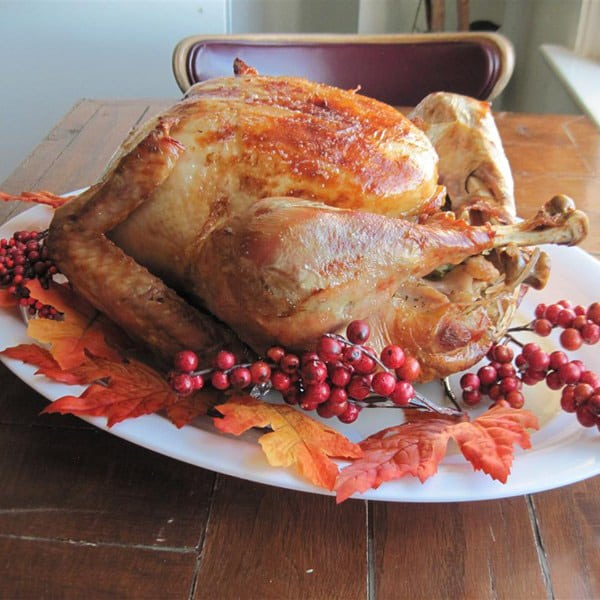 Allrecipes perfect turkey
