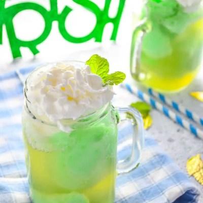 Ginger-Lime Floats