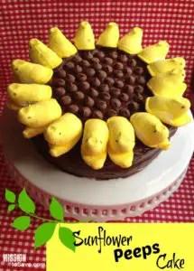 sunflower-peeps-cake-recipe