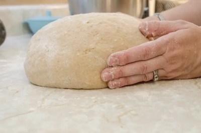 Farmhouse Wheat Bread Dough