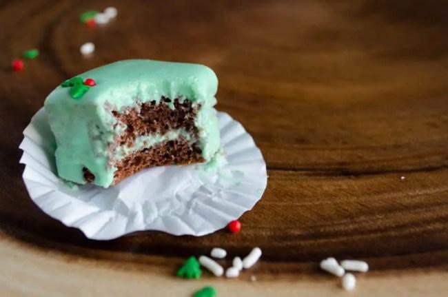 Easy holiday petits fours-The Goldilocks Kitchen