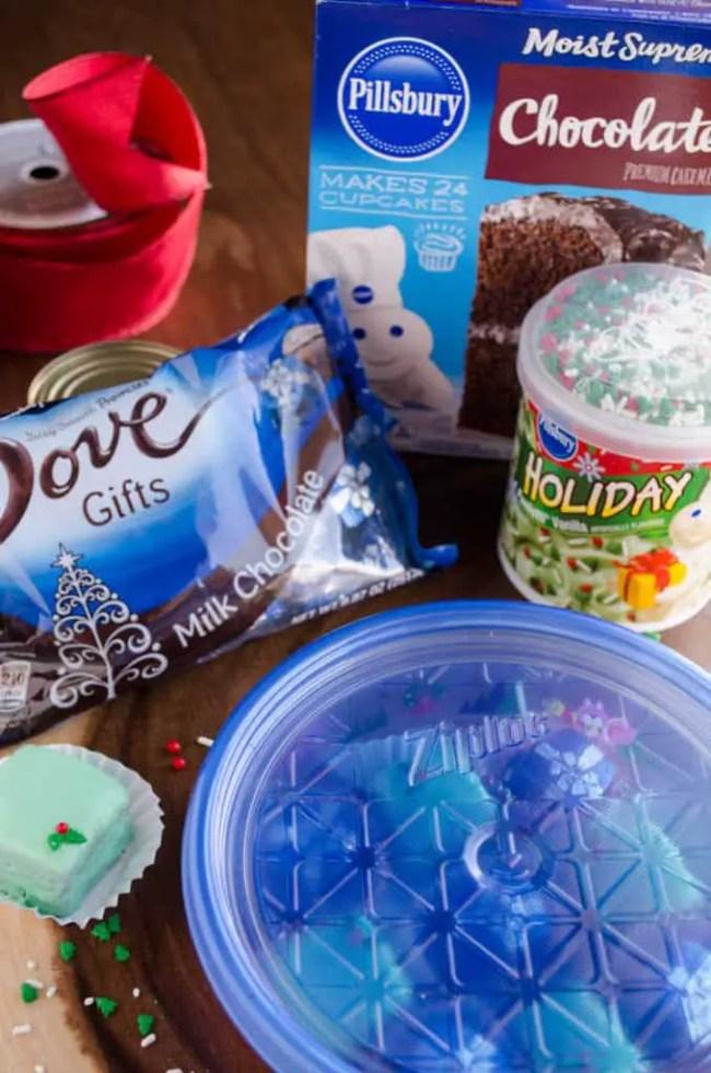 Easy holiday petit fours-The Goldilocks Kitchen